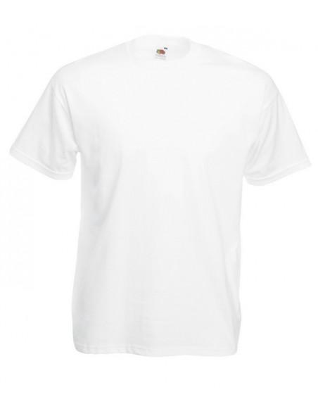 165 g/m² (White: 160 g/m²) 100% algodón (hilo Belcoro®) (Ash: 99% algodón, 1% poliéster; Heather Grey: 97% algodón, 3% poliést
