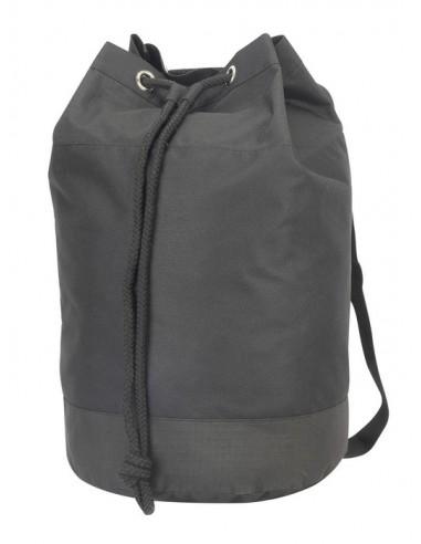 Descripción: Poliéster 600D x 300D y ripstop 600D Elegante bolsa petate Un gran compartimento con cierre mediante un cordón