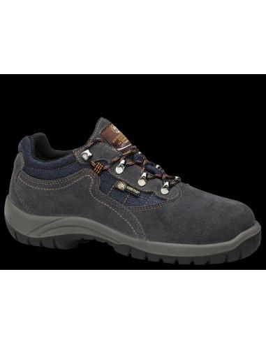 Zapato con gore-tex,resistente a la penetración y adsorción de agua. Ref: 241641 Tallas: 35-48 EN-ISO 20345: 2007 S3 + SRC