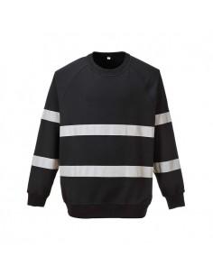 La colección de vestuario laboral Iona de Portwest utiliza un tejido Kingsmill 65% poliéster y 35% algodón. Las propiedades d