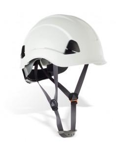 """Mod. """"EOLO"""". Casco de protección para trabajos en altura. Características Casco de protección para la industria (EN397) Casco"""