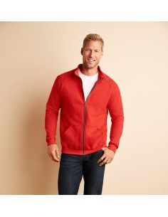 309 g/m² (White: 302 g/m²) 75% algodón, 25% poliéster, ring-spun, preencogido Sport Grey: 70% algodón, 30% poliéster Hombro