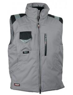 NORMATIVA:  EN ISO 13688:2013  DESCRIPCIÓN: amplios bolsillos delanteros, capucha ajustable y extraíble, forro interior con