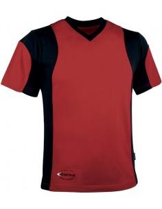 DESCRIPCIÓN: insertos laterales en COOLDRY® rápido secamiento, cuello V , aberturas laterales en la cintura, tejido stretch