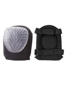 Una resistente cubierta exterior protegerá sus rodillas contra objetos afilados mientras que el cojín de silicona interior act