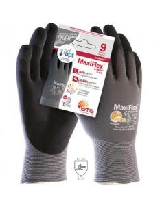 Diseñado y desarrollado como un guante transpirable, MaxiFlex® se ha convertido en el marco de referencia para una manipulación