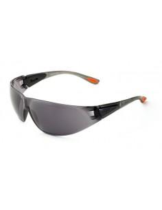 "Mod. ""RUNNER"". Gafa de ocular gris, con patillas regulables en longitud. Características: Gafa ocular gris de policarbonato, c"