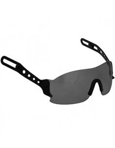 Kit de montaje fácil para añadir un protector de ojos solar, policarbonato y retráctil a un EVOLite® / EVO3; 8482; casco