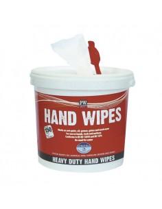 Eliminan pintura húmeda, aceite, grasa, suciedad, etc. Para usar en las manos, herramientas y superficies. Con acción anti-bact