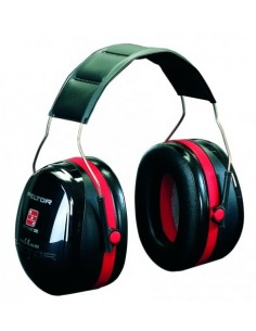 Para entornos extremadamente ruidosos. Atenuación acústica extra de frecuencias bajas y altas. Aros selladores rellenos con una