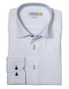 Oeko tex 100 certified. 60% cotton / 40% polyester fine twill fabric Hombre