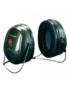 Optime II: Diseñados para entornos muy ruidosos, atenúan mucho incluso a frecuencias muy bajas. Anillos aislantes con espuma y