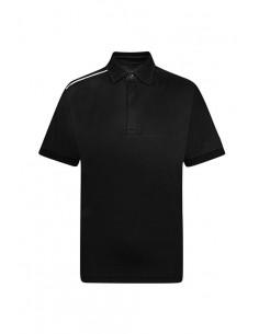 Diseño moderno con líneas de corte limpias •  Tejido transpirable que retira la humedad del cuerpo manteniendo fresco y confor
