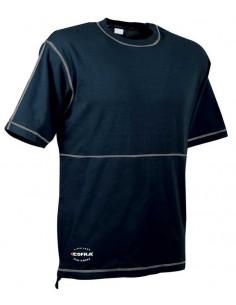 DESCRIPCIÓN: aberturas laterales en la cintura, tejido elástico  COMPOSICIÓN: 95% algodón - 5% elastán  GRAMAJE: 180 g/m²