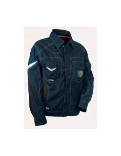 EN ISO 13688:2013  DESCRIPCIÓN: 2 bolsillos interiores, amplios bolsillos en el pecho y bajo de la prenda, bolsillo porta tar